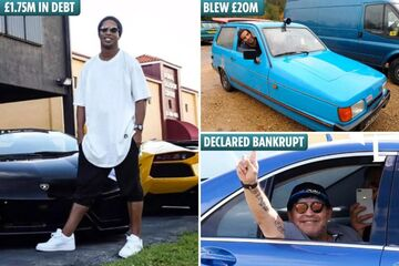 فوتبالیستهایی که ثروتشان را به باد دادند/ دردسر بزرگ قمار، الکل و اعتیاد