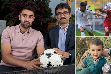 ترس شدید فوتبالیست افغانستانی/ طالبان من را میکشد