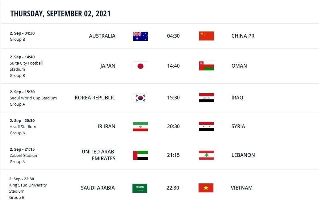 ساعت بازی تیم ملی فوتبال ایران و سوریه اعلام شد