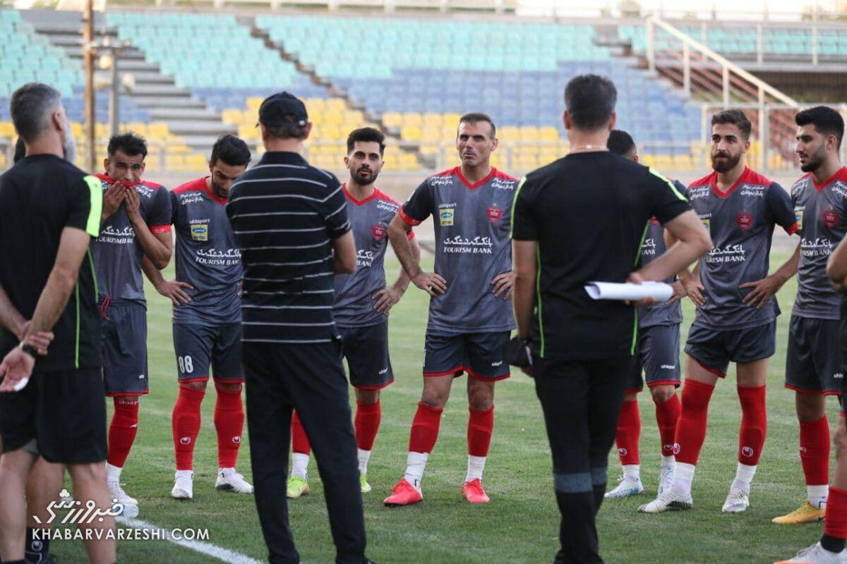 سیدجلال حسینی؛ پرسپولیس - تیم ملی دانشجویان