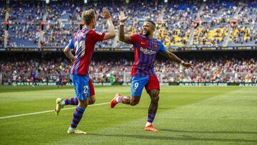 ویدیو  خلاصه بازی بارسلونا ۲-۱ ختافه