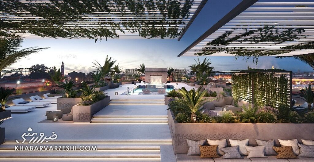 هتلهای کریستیانو رونالدو (مراکش)