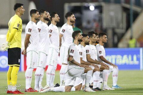 عکس تیمی ایران؛ ایران - سوریه