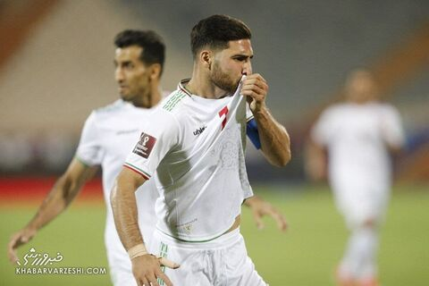 شادی گل علیرضا جهانبخش؛ ایران - سوریه