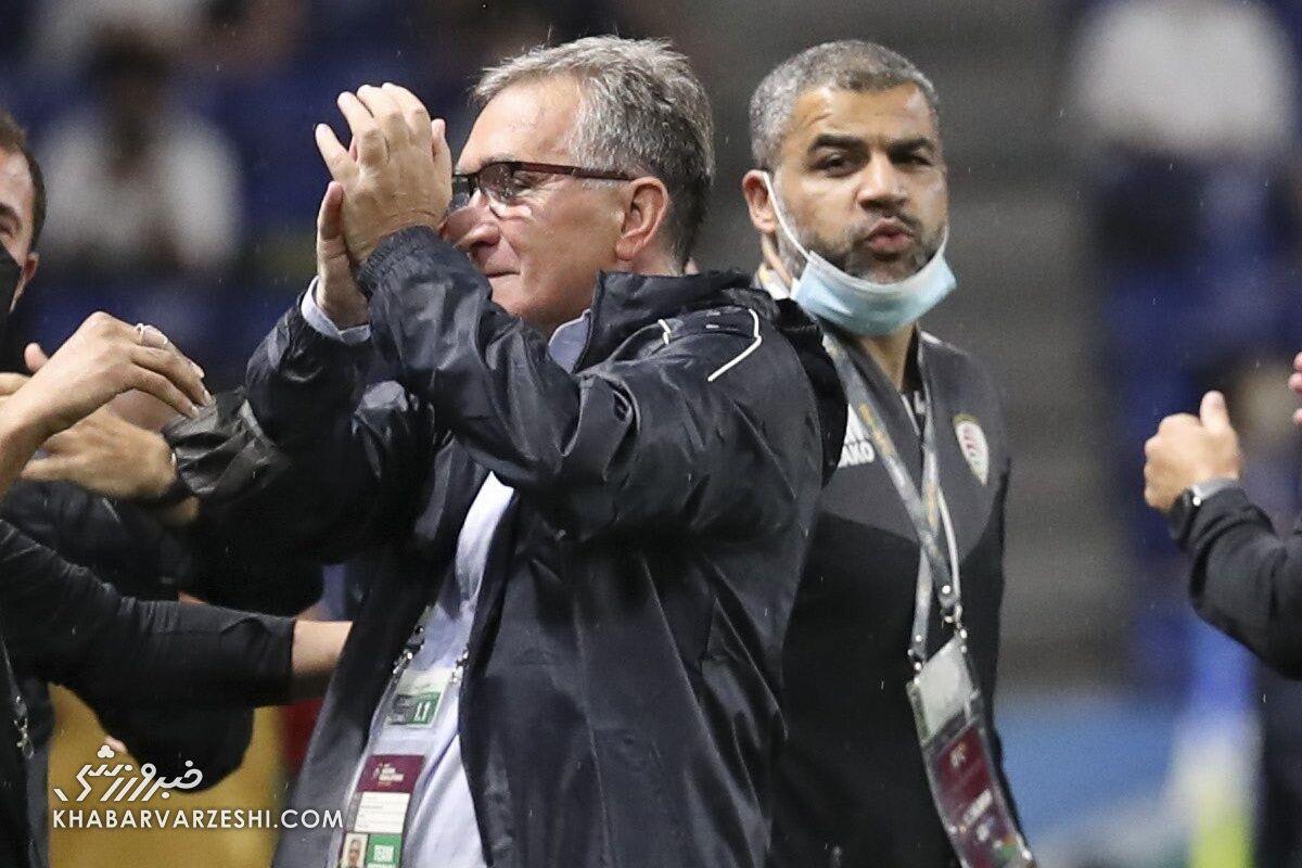 پرسپولیسی ساختم که ۱۰ سال در فوتبال ایران حکومت می کند/ به مردم ایران بابت داشتن این تیم ملی تبریک می گویم