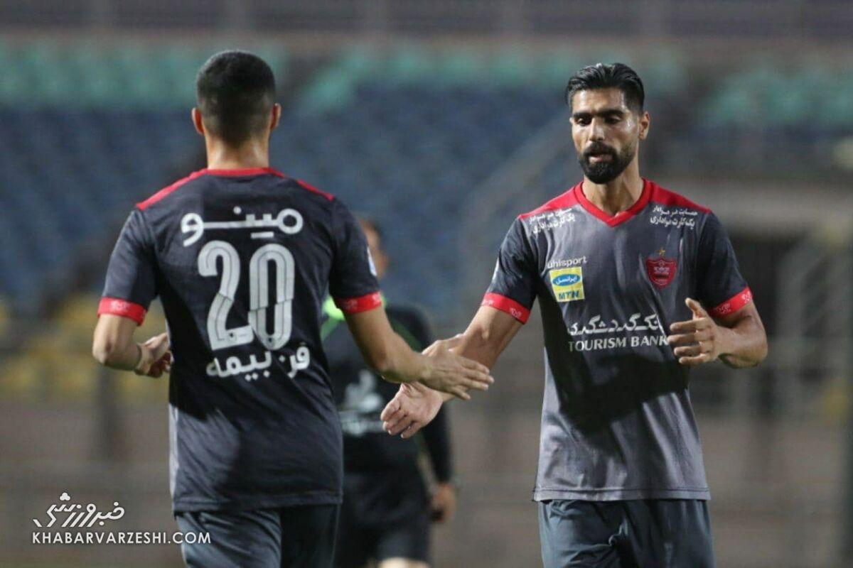 یحیی گل محمدی از این بازیکنان جدید راضی نیست