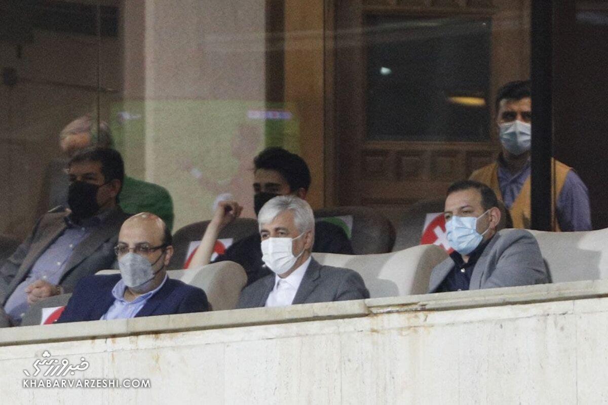واکنش تند استقلالیها به اظهارات وزیر ورزش/ وضعیت اورژانسی است آقای وزیر!