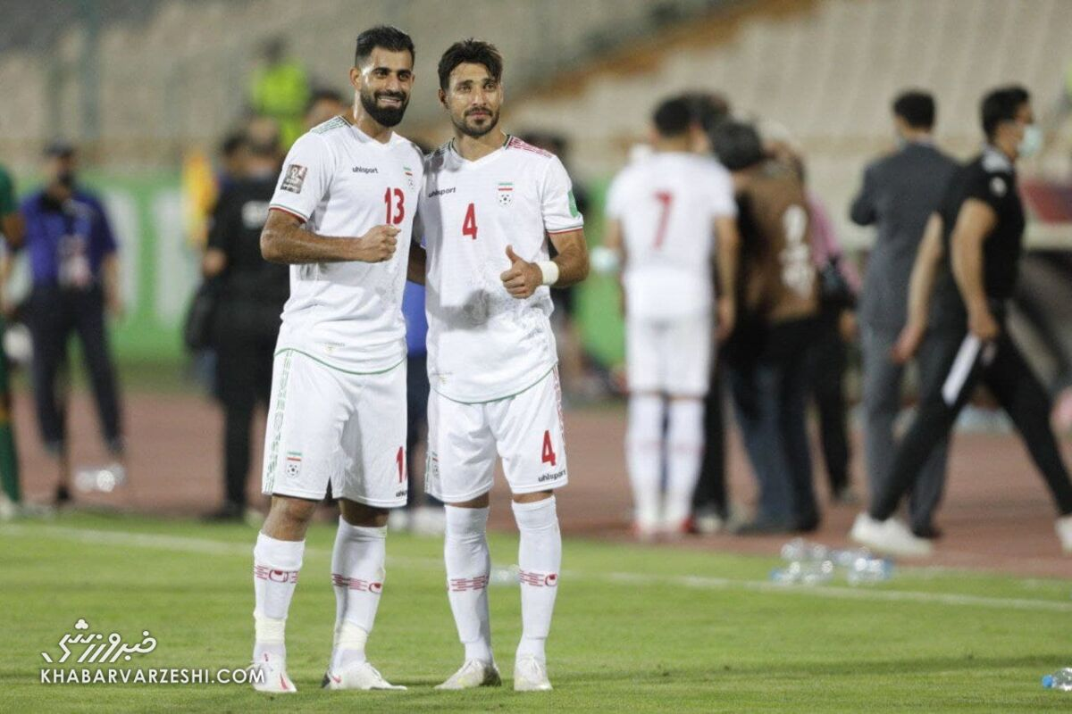 محمدحسین کنعانیزادگان و شجاع خلیلزاده؛ ایران - سوریه
