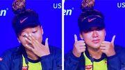 اشکهای ناراحتکننده دختر قهرمان/ برنده هم میشوم خوشحال نیستم