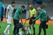 مدافع کلیدی عراق بازی با ایران را از دست داد