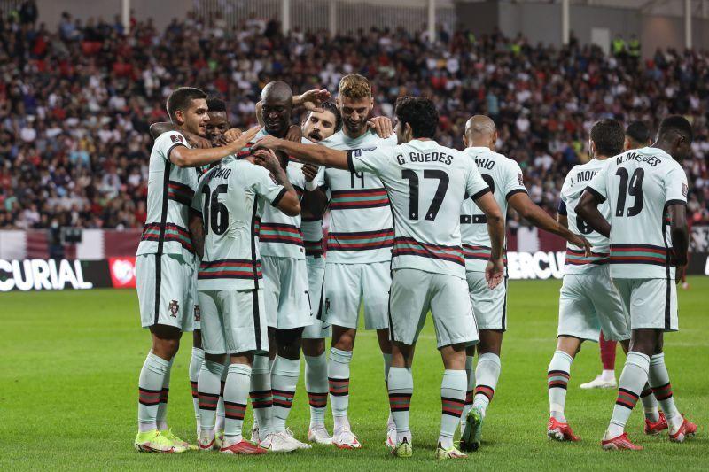 ویدیو| گل های بازی قطر ۱-۳ پرتغال
