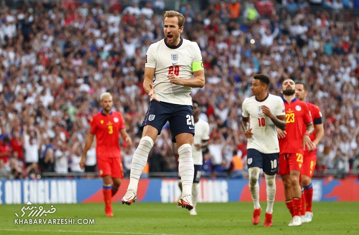 تیم ملی انگلیس - هری کین