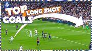 ویدیو| بهترین گل های از راه دور رئال مادرید