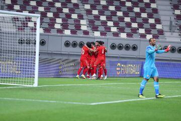 گزارش تصویری| برد قاطع ایران در قطر مقابل عراق