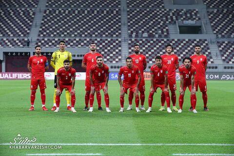 عکس تیمی ایران؛ عراق - ایران