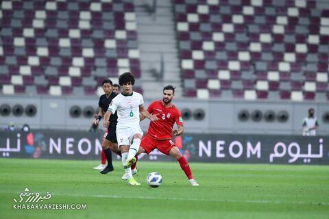 صفا هادی و احمد نوراللهی؛ عراق - ایران