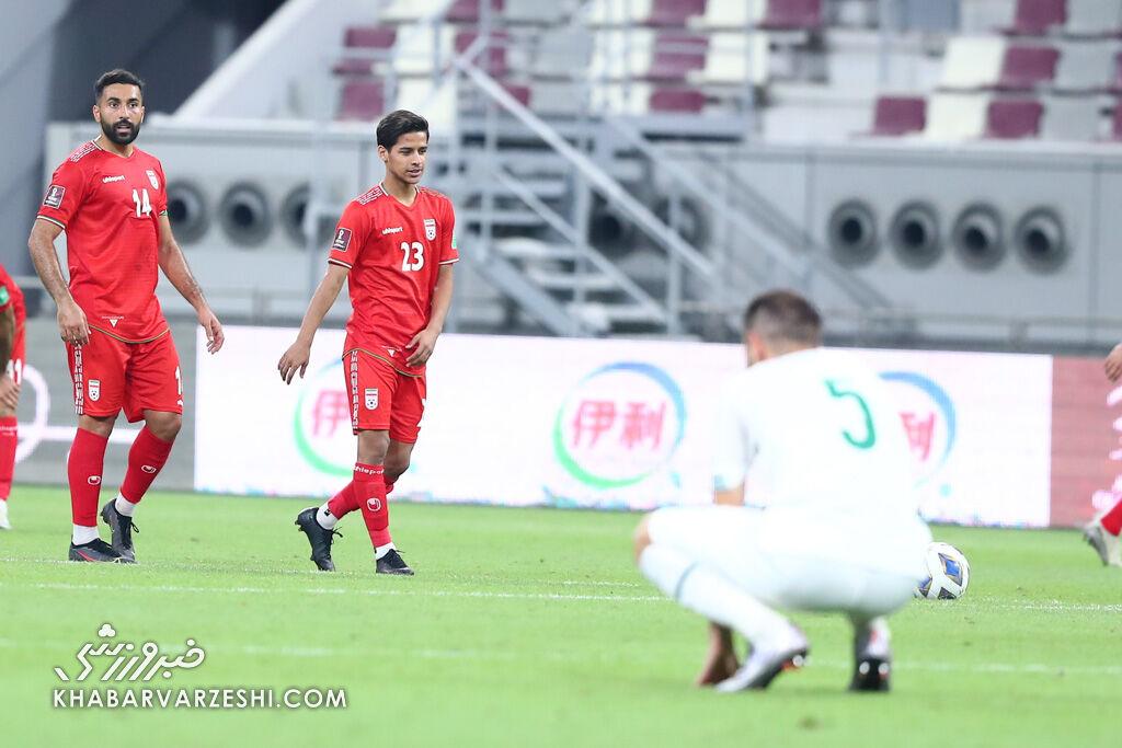 ویدیو| آنالیز فنی تیم ملی در بازی مقابل عراق