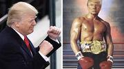 دستمزد نجومی دونالد ترامپ برای تفسیر یک مبارزه در رینگ بوکس!