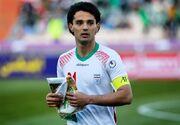 ویدیو| کنفدراسیون فوتبال آسیا از نورافکن به عنوان ستاره آینده دار ایران نام برد