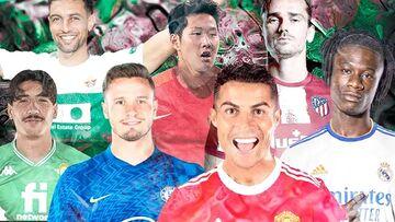 ستارههایی که با تیم جدید به میدان میروند/ هفته اولینها
