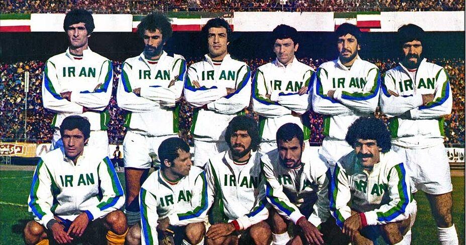 این عکس تیم ملی تا مدتها روی در و دیوار مغازهها بود/ وقتی برای اولین بار به جام جهانی رفتیم