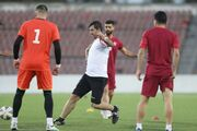 عکس| آقا کریم؛ پرکارترین مربی فوتبال ایران!