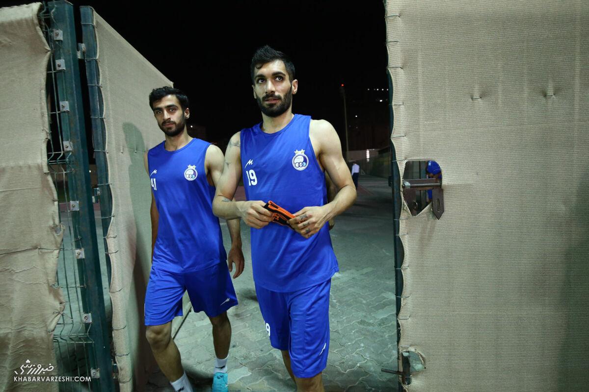 پایان تعهد باشگاه استقلال به ۲ بازیکن/ شرط حل مشکل مربی ایتالیایی