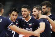 والیبال ایران جهانی شد/ بلندقامتان کشورمان عازم روسیه میشوند
