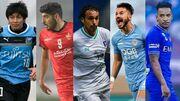 یک پرسپولیسی در بین ۸ ستاره لیگ قهرمانان آسیا
