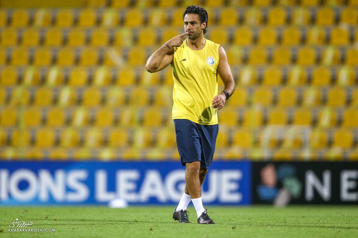 دلیل حضور مجیدی در دبی مشخص شد/ باز هم بازیکن میخرد!