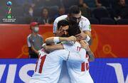 صربستان ۲ - ایران ۳/ پیروزی تیم ملی فوتسال در گام نخست