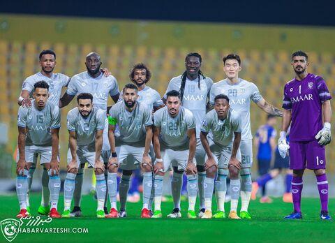 عکس تیمی الهلال؛ استقلال - الهلال