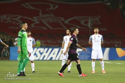 سیدجلال حسینی و حامد لک؛ استقلال تاجیکستان - پرسپولیس