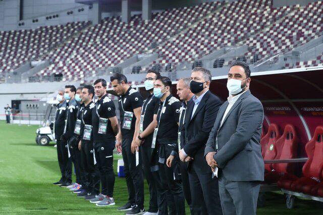 ویدیو| عزت اللهی: با حضور اسکوچیچ جو مثبتی بین بازیکنان است