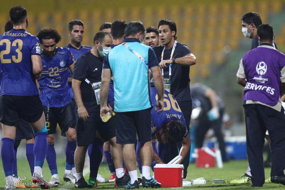 استقلال قبل از بازی به الهلال باخت/ فوق معمولیها در انتظار یک فوق حرفهای!