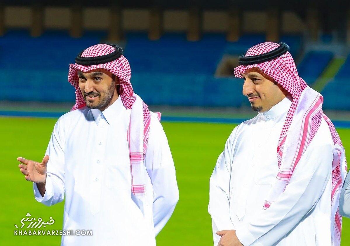 واکنش وزیر ورزش عربستان در پی پیروزی الهلال مقابل استقلال