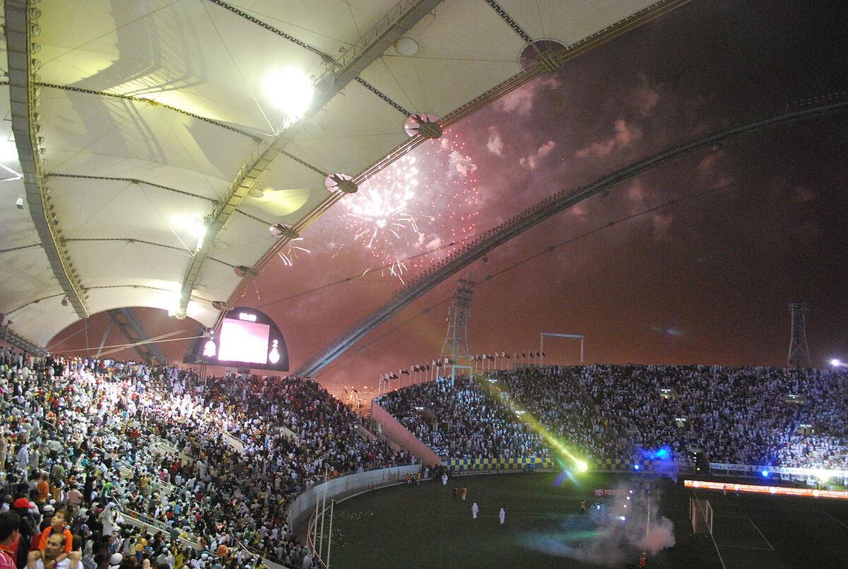 ورزشگاه خلیفه دوحه