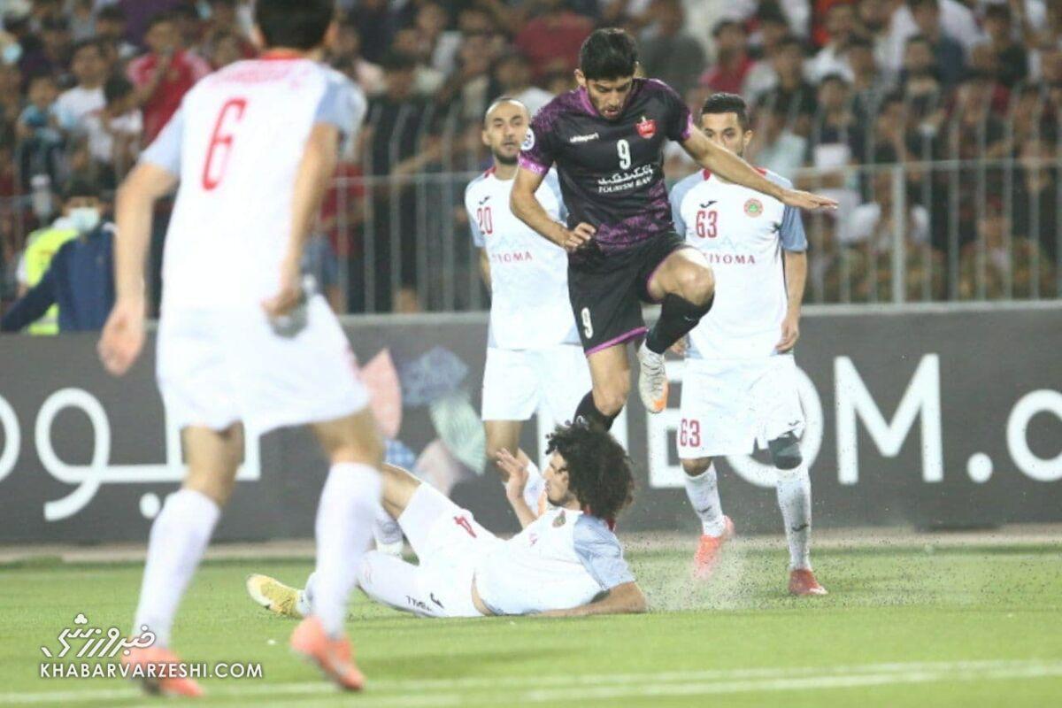 اتفاق تلخ و دستور جدی گل محمدی به بازیکنان پرسپولیس/ کسی مزاحم ترابی نشود!