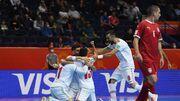 ویدیو  حواشی پیروزی مهم تیم ملی فوتسال در نخستین بازی برابر صربستان