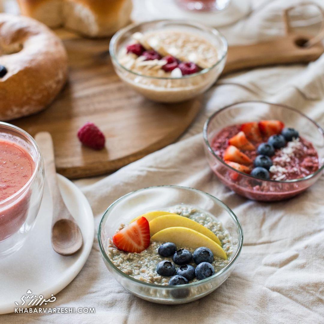 عکسهای تبلیغاتی Foods by Ann (برند آنا لواندوفسکی)