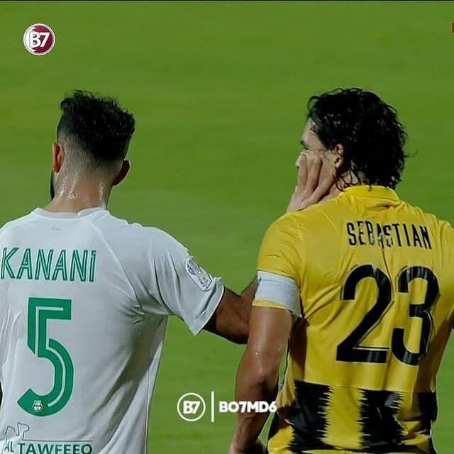 تصاویر| اولین بازی کنعانی در قطر جنجالی شد/ پایان دعوای حسین و سباستین