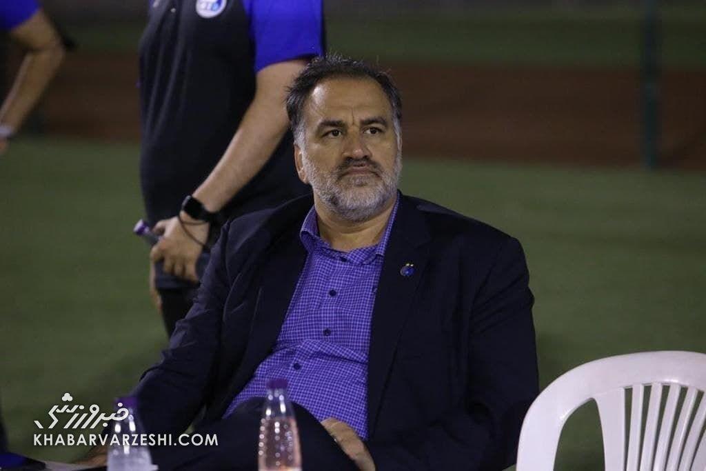 ویدیو  واکنش امیرحسین صادقی به شکایت مددی از او