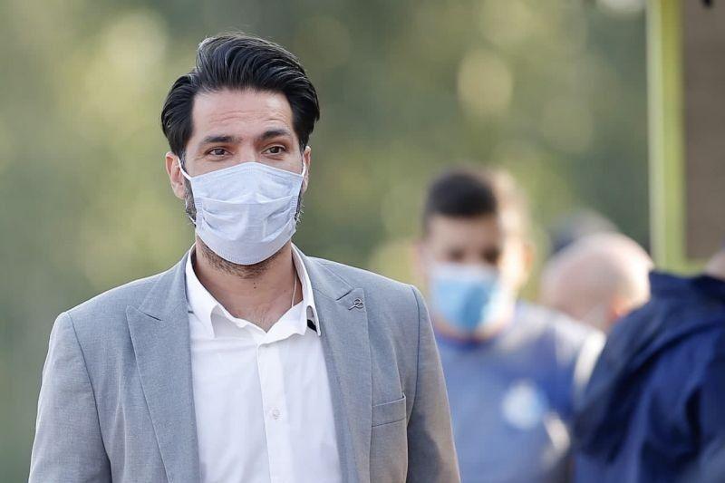 ویدیو| امیرحسین صادقی: در مدیریت فوتبال زد و بندهای کثیف وجود دارد