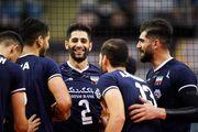 ایران، چین، ژاپن و چینتایپه به نیمه نهایی والیبال قهرمانی آسیا رسیدند