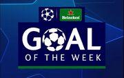 ویدیو  نامزدهای بهترین گل هفته اول لیگ قهرمانان اروپا