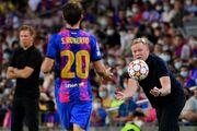 اولتیماتوم به سرمربی بارسلونا/ ۳ بازی وقت داری!