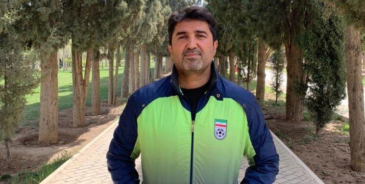 ویدیو| ناظم الشریعه: نگرانی برای بازی مقابل آرژانتین نداریم