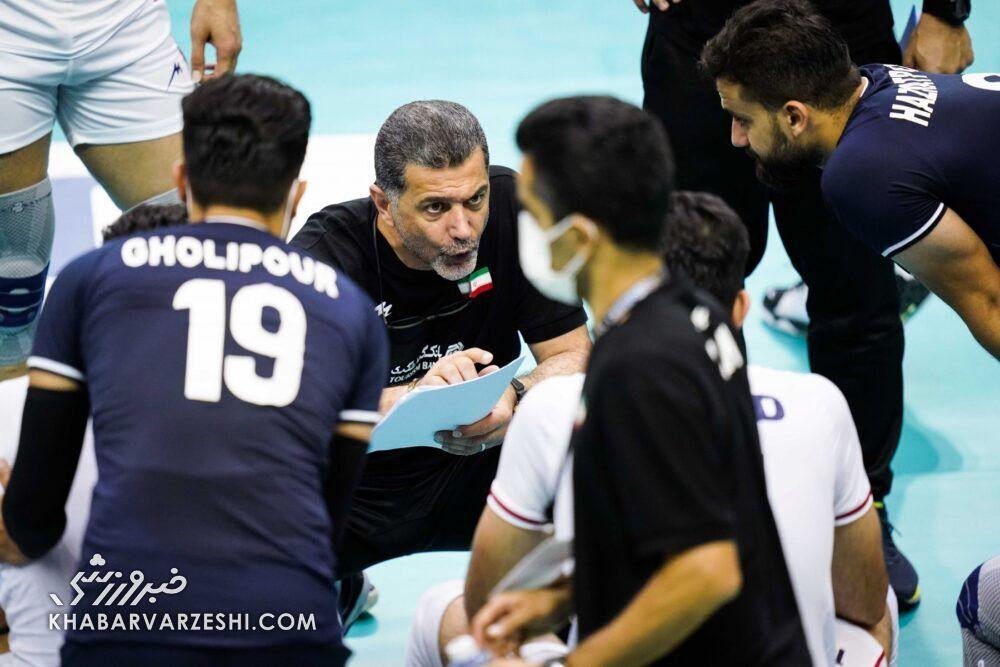 والیبال ایران فدای قهرمانی بیارزش شد!/ عطایی از عرش تا فرش