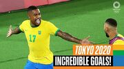 ویدیو| بهترین گل های فوتبال المپیک توکیو