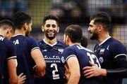 ببینید| شادی ملیپوشان والیبال ایران پس از قهرمانی در آسیا